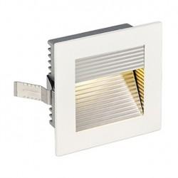 FRAME CURVE LED encastré. carré. gris argent. LED 4000K