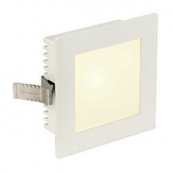 FLAT FRAME BASIC encastré. carré. blanc. G4. max. 20W