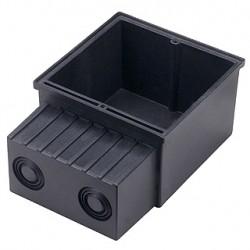 Boîte d´installation pour gammes FOK LED. FRAME. FLAT FRAME et BASIC LED