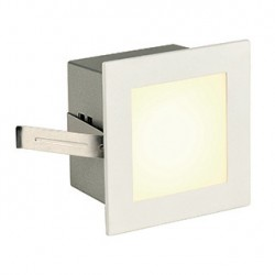 FRAME BASIC LED encastré. carré. blanc mat. LED 4000K
