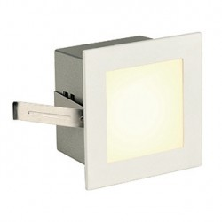 FRAME BASIC LED encastré. carré. blanc mat. LED 3000K