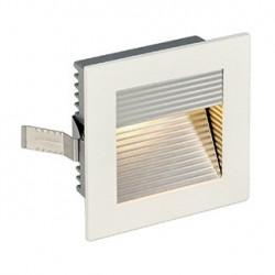FRAME CURVE LED encastré. carré. blanc mat. LED 3000K