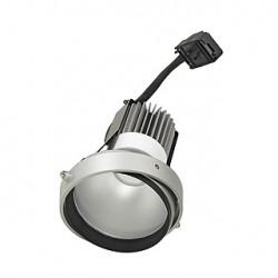 MODULE LED DISK pour cadre AIXLIGHT PRO. gris argent/noir. 2700K. 50 degrés