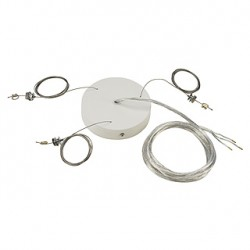 Kit de suspension pour MEDO PRO. blanc