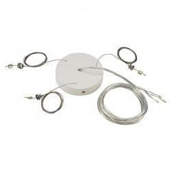 Kit de suspension pour MEDO PRO. blanc