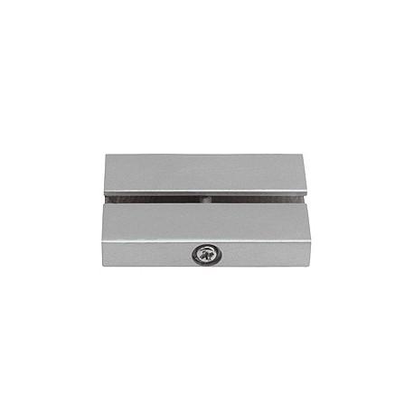 Connecteur droit pour LINUX LIGHT gris argent. max. 25A