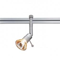 SYROS spot pour LINUX LIGHT. gris argent. GX5.3. max. 50W