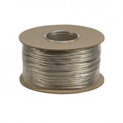 Câble T.B.T. isolé. 6mm². 100m