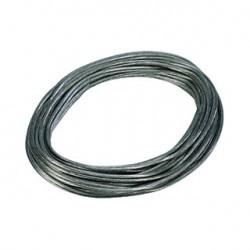 Câble T.B.T. isolé. 6mm². 20m