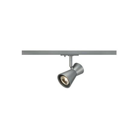 DIABO spot. gris argent. GU10. max. 35W. adapt. 1 all. inclus