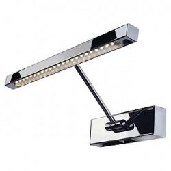 TABLEAU BANDEAU LED. chrome. 2W. bandeau LED avec 24 LED 3000K