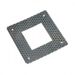 Cadre de fixation pour DOWNUNDER PUR carré. 80x80mm