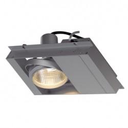 MODULE HIT 35W pour SYSTÈME AIXLIGHT PENDANT. gris argent G12. max. 35W. orientable. 60 degrés
