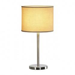 SOPRANA TL-2. lampe à poser. ronde. diffuseur beige. E27. max. 60W