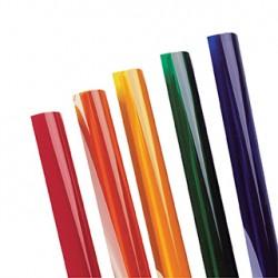 SFL gélatine pour SFL PAR. max. 500W. rouge