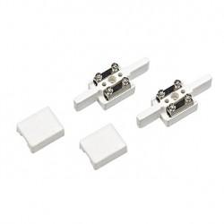 APOLLO connecteurs. gris argent. 2 pièces. max. 25A