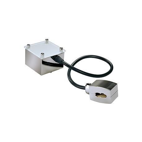 Alimentation pour EASYTEC II. chrome. câble L : 40 cm