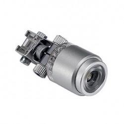 POWER-LED SPOT pour GLU-TRAX. gris argent. 1W. 3000K