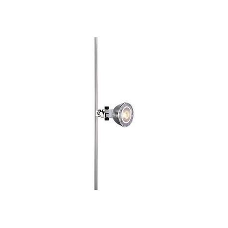 ROBOT 2 spot pour GLU- TRAX. chrome. MR16. max. 35W. orientable