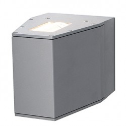 OUT-BEAM G8.5. applique. gris argent. max. 35W. IP44