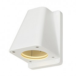 WALLYX GU10 applique. blanche. max. 50W. IP44