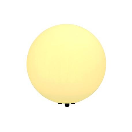 ROTOBALL FLOOR 50 luminaire extérieur. blanc. E27. max. 24W. IP44