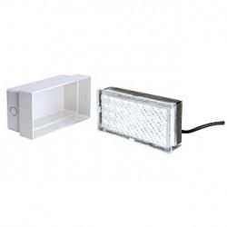 PAVE LED 20 x 10cm. 3.5W. 6500K. IP67