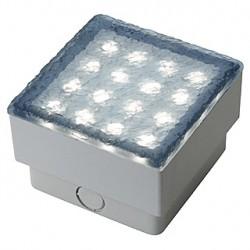 PAVE LED Q3 10 x 10cm. 1.1W. LED 6500K. IP67