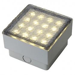 PAVE LED Q3 10 x 10cm. 1.1W. LED 3000K. IP67