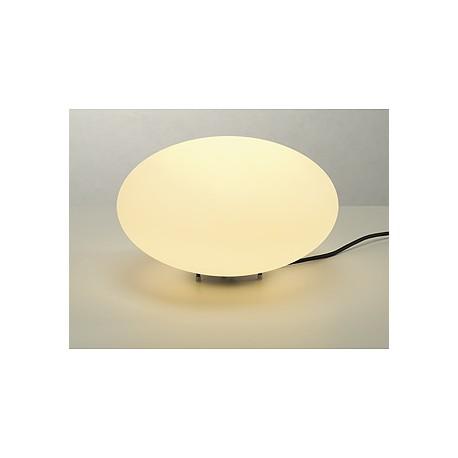 LIPSY OUT FLOOR luminaire extérieur. blanc. E27 éco. énergie. max. 23W. IP44