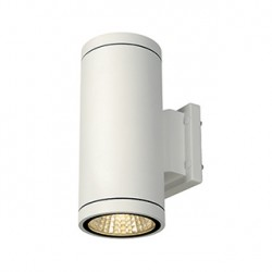 ENOLA_C OUT UP-DOWN applique. ronde. blanche. 9W LED. 3000K