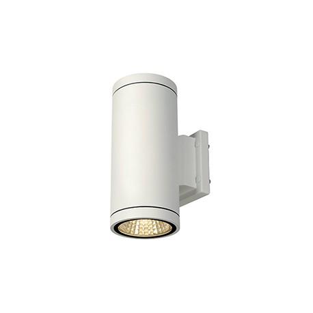 ENOLA_C OUT UP-DOWN applique. ronde. blanche. 9W LED. 3000K