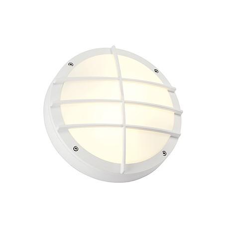 BULAN GRID applique. ronde. blanche. E27. max. 2x 25W. diffuseur PVC