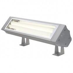 VANO TC luminaire extérieur. gris argent. TC-L éco. énergie. max. 36W. IP65