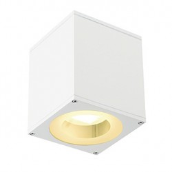 BIG THEO UP/DOWN OUT GX53 applique. carré. blanc. max. 2x11W
