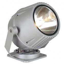 FLAC BEAM HIT projecteur. gris argent. G12. 70W
