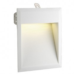 DOWNUNDER LED 27 applique. blanc. 1.8W. blanc chaud. IP44