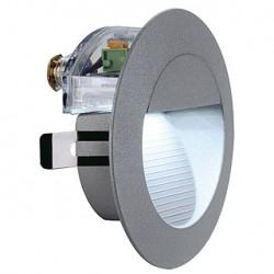 DOWNUNDER LED 14 encastré. gris foncé. 0.8W. 3000K. IP44