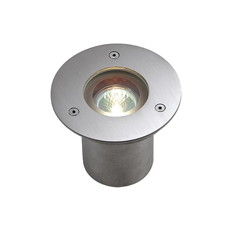 NAUTIC PRO MR16. collerette ronde. inox 316 brossé. max. 35W. IP67