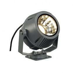 FLAC BEAM LED spot. gris foncé. avec module Philips DLMi 2000lm. 3000K