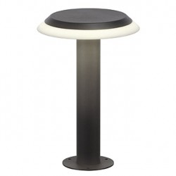 BERRA 30 borne. anthracite. 48 LED blanches. 4000K