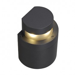 KYKLOP POLE borne. anthracite. 3x1W LED. blanc chaud