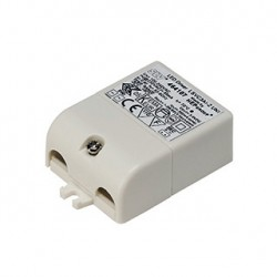 ALIMENTATION LED. 3VA. 350mA. fiche et serre-câble inclus
