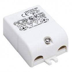 ALIMENTATION LED 3W. 350mA. serre-câble inclus