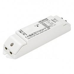 ALIMENTATION LED 12W. 350mA. serre-câble inclus
