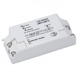 ALIMENTATION LED 12W. 12V