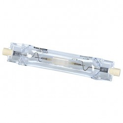 Lampe iodure métallique 150W CDM-TD. 3000K. Rx7s