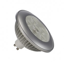 POWERLED ES111 10W. 25 degrés. LED 3000K