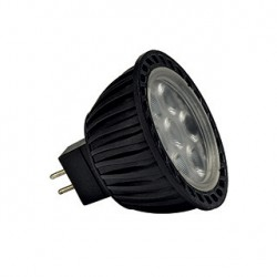 Lampe LED MR16. 4W. SMD LED. 2700K. 40 degrés. non variable
