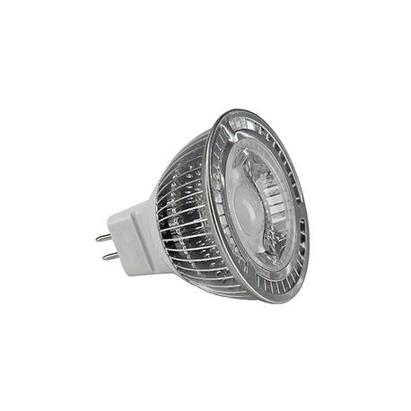 MR16 LED. 5W. blanc. 30 degrés. non variable